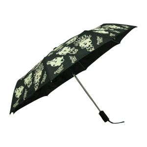 Factory Customzied Auto Fold Full Printing Color Changing Umbrella